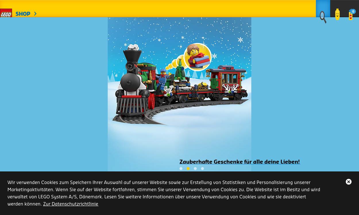 LEGO Shop Deutschland