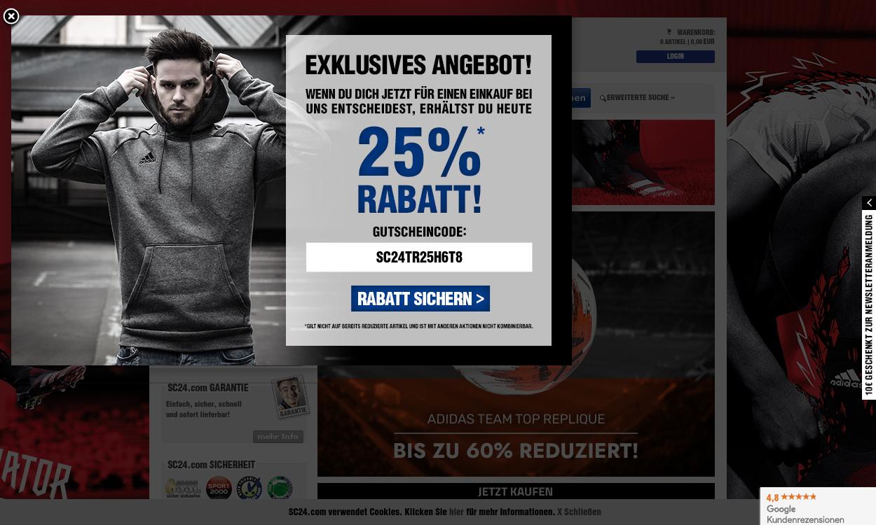 SC24.com - Online Sportshop