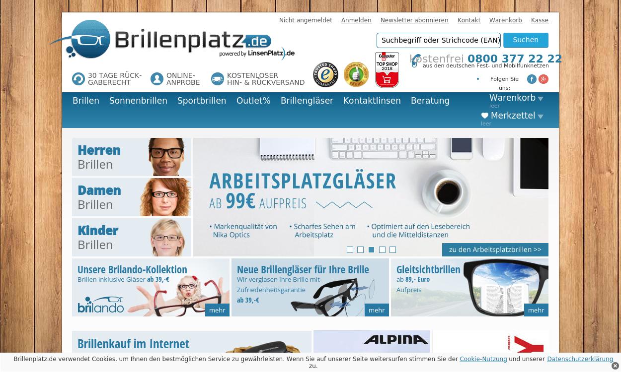 BrillenPlatz DE