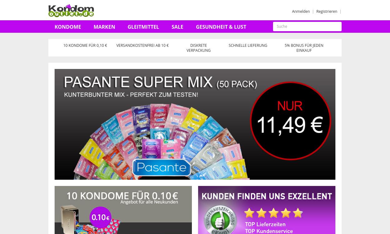 KondomOutlet DE
