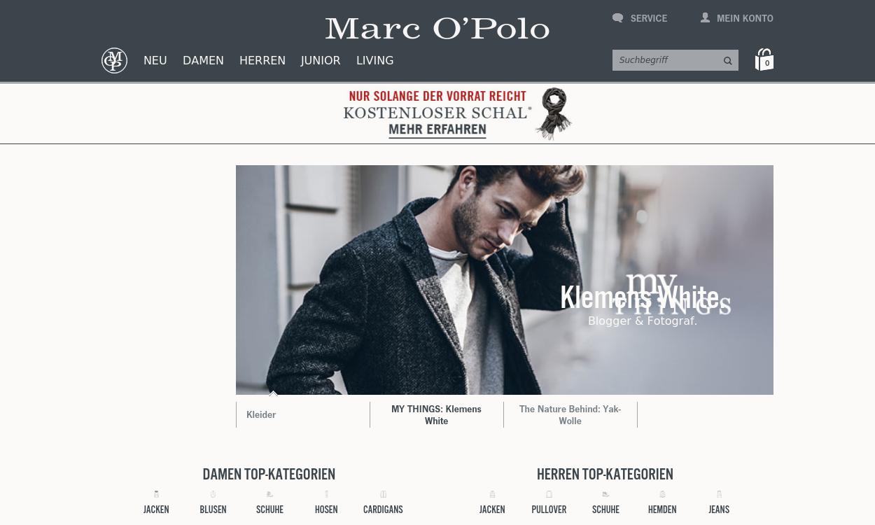 Marc O'Polo - Deutschland