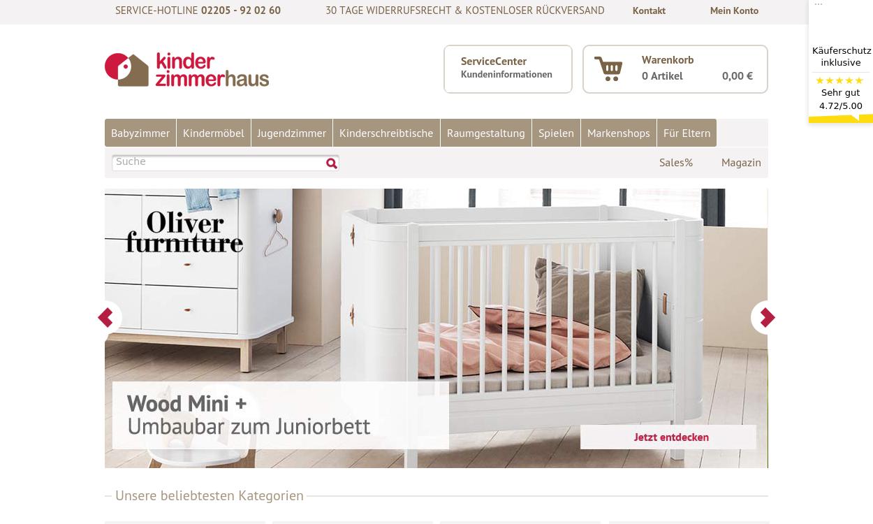 Kinderzimmerhaus DE