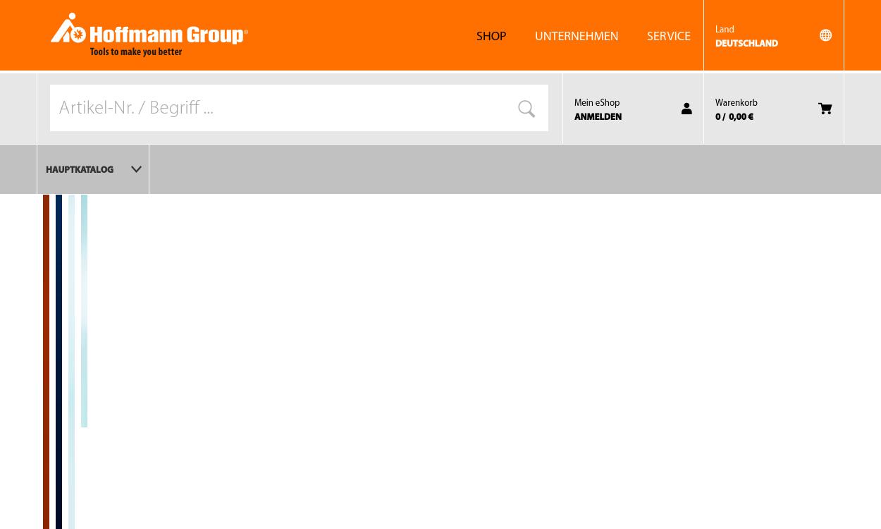 Hoffmann Group - Qualitätswerkzeuge