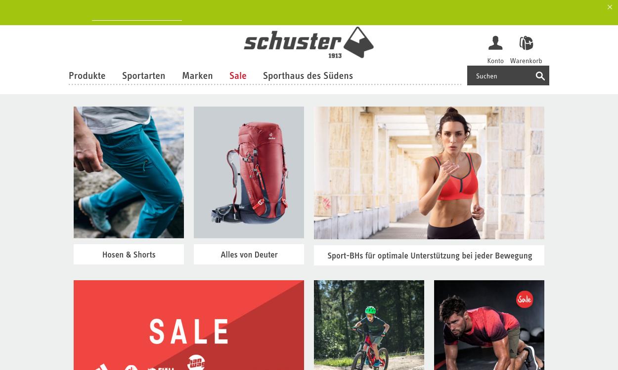 Sporthaus Schuster DE
