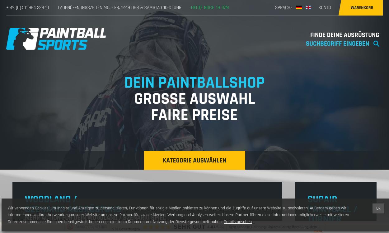 Paintball DE