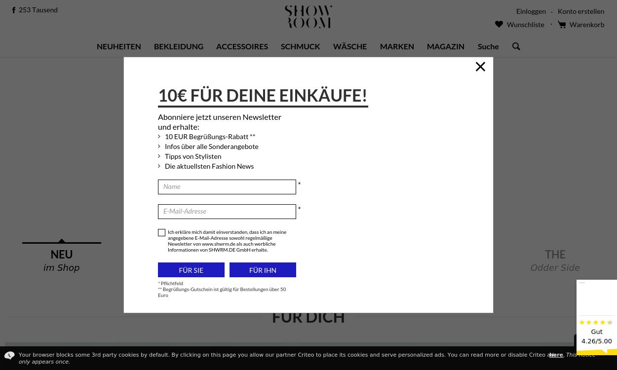 SHOWROOM.de