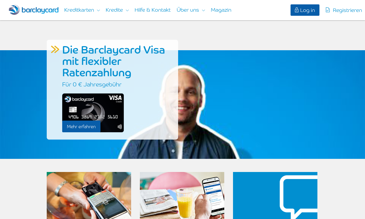 Barclaycard DE