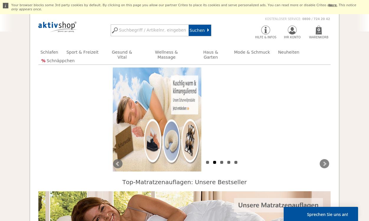 aktivshop.de - migrated