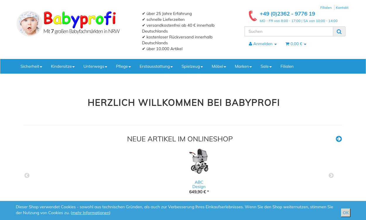 Babyprofi-online DE