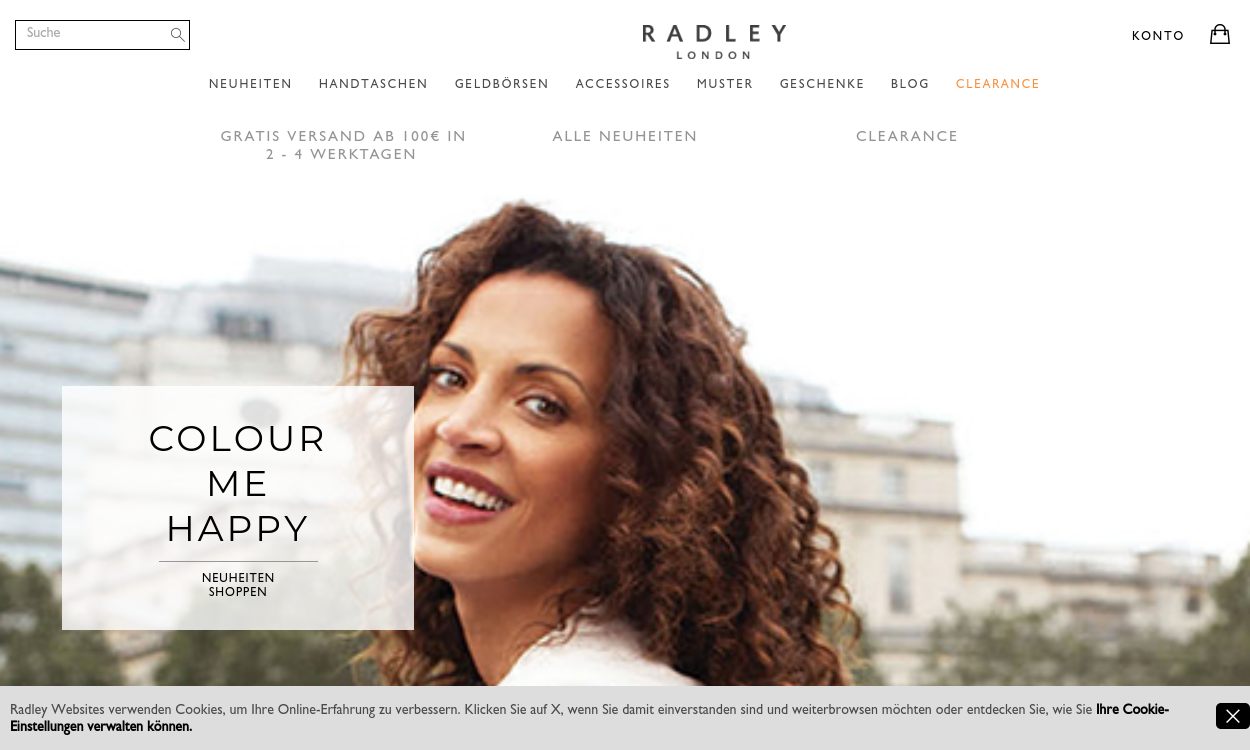 Radley London DE
