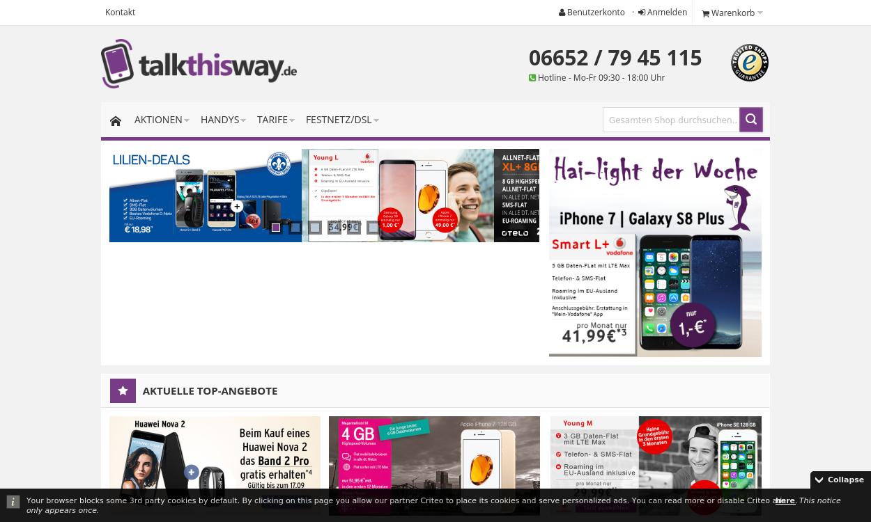 talkthisway.de - Die besten Deals und Angebote