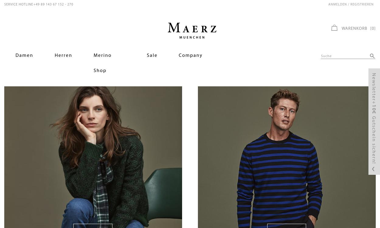 Maerz.de - Online Shop