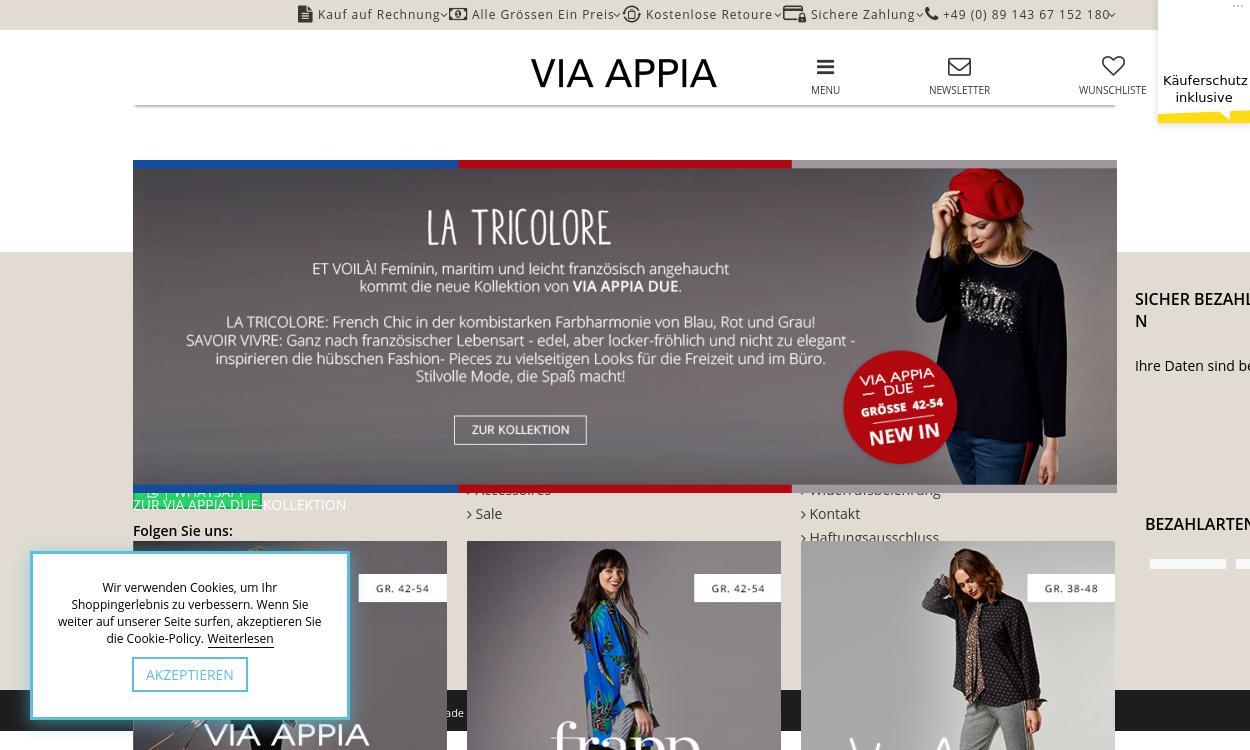 Via-appia-mode DE