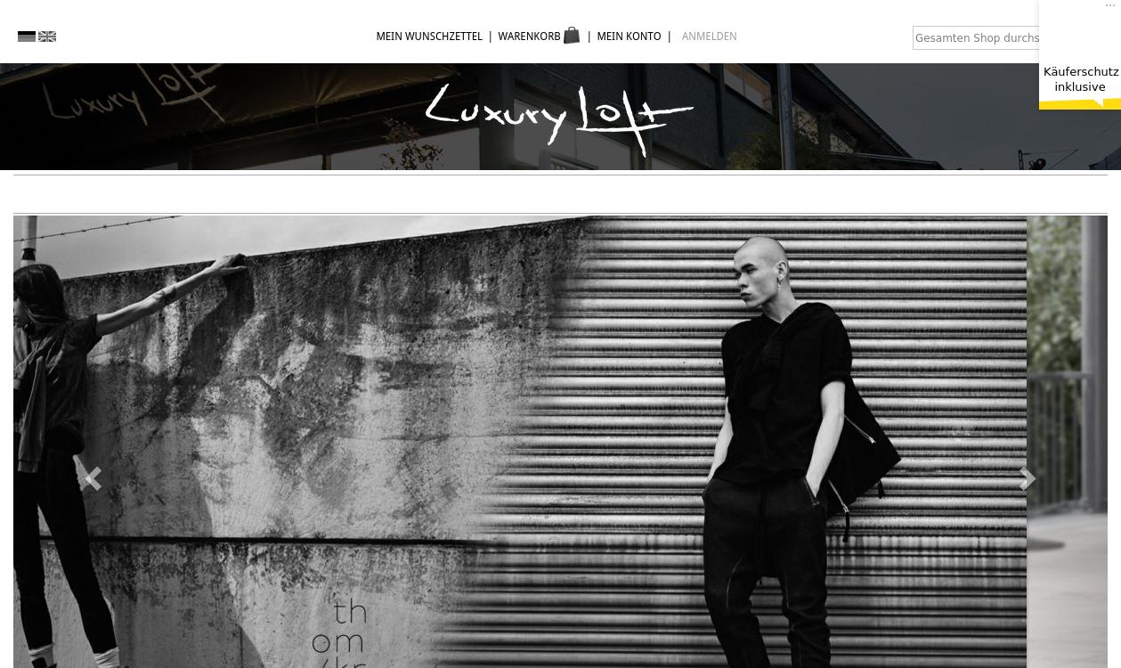 Luxury Loft - Designer Mode online shoppen