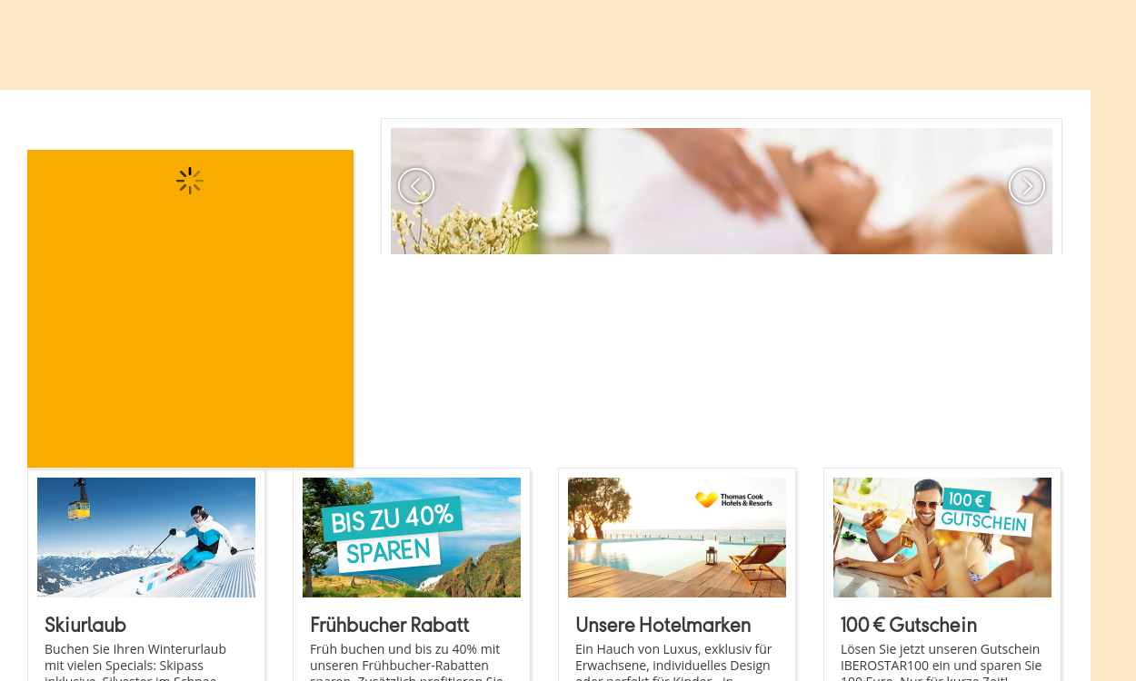 ThomasCook.de - Ihr Online-Reiseburo