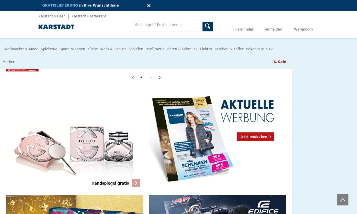 Karstadt - Online Shop