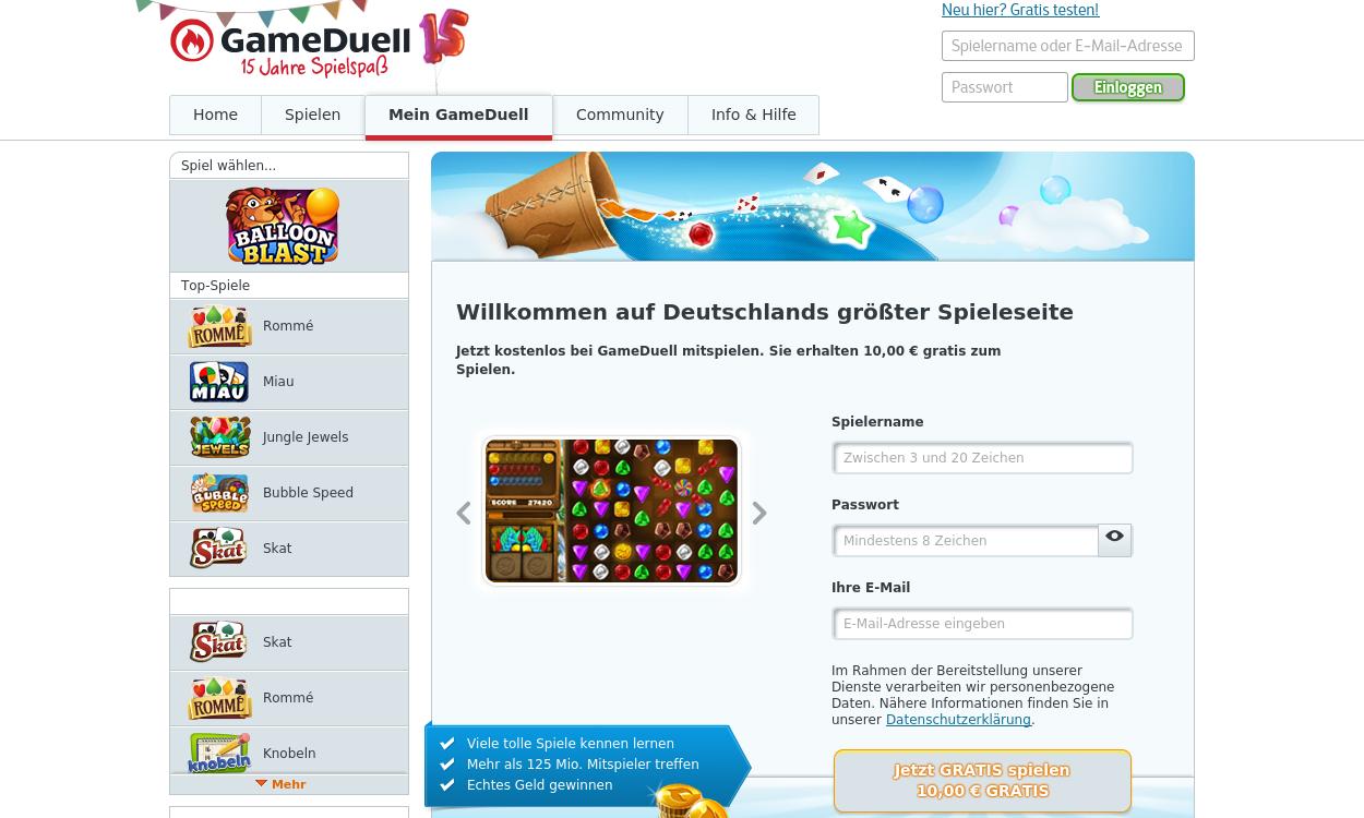 GameDuell DE