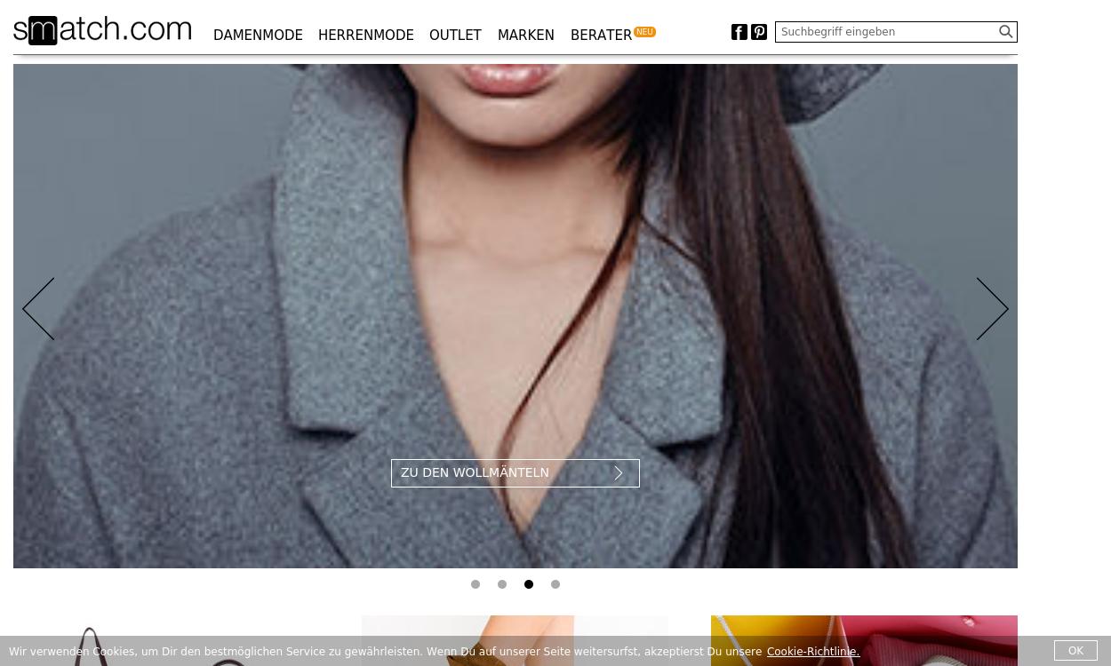 smatch.com - Mode, Wohnen und Lifestyle