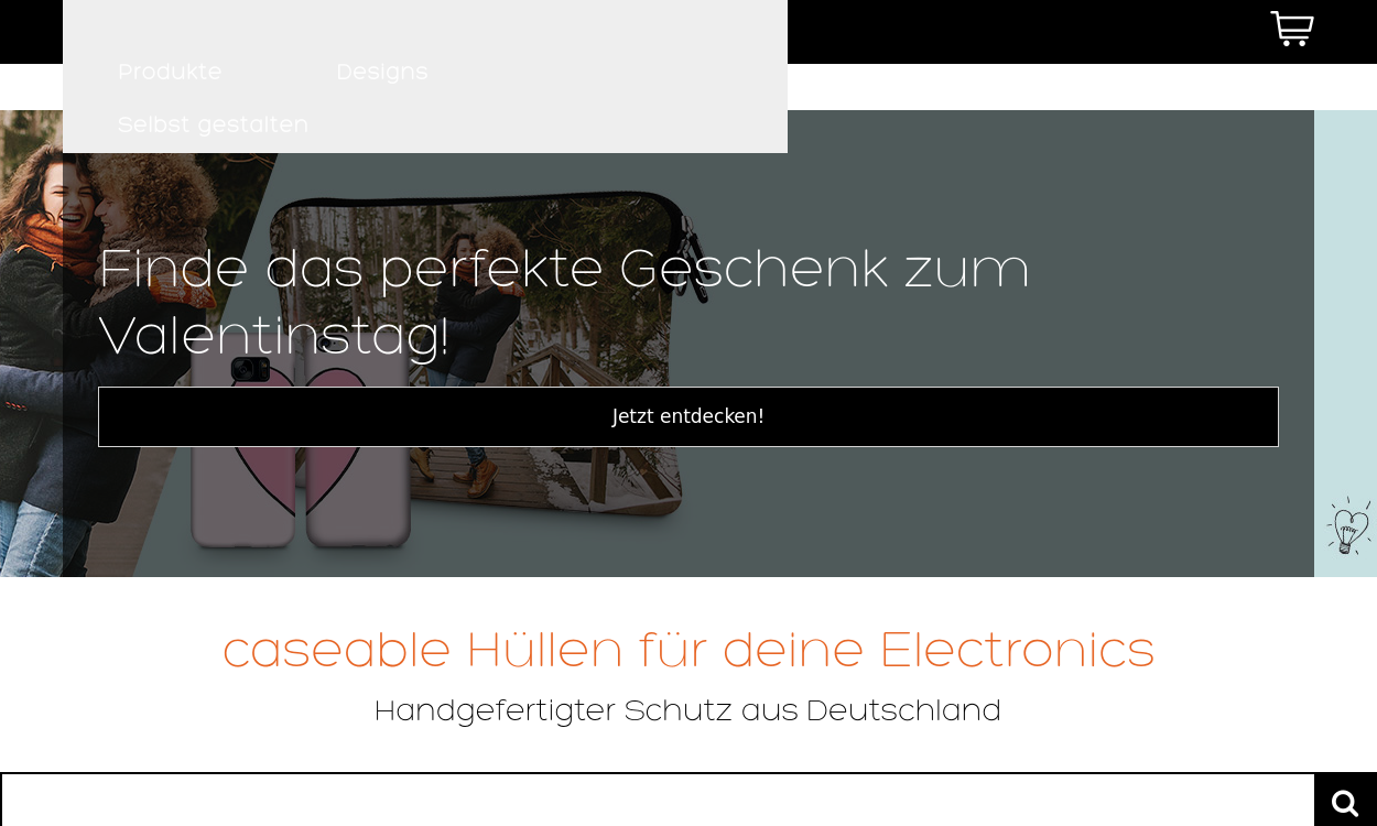 caseable - einzigartige Cases für Smartphone & Co